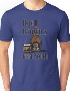Doc Brown's Great Scotch T-Shirt