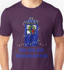 Who, Who, Who, Merry Christmas  Unisex T-Shirt