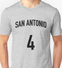 San Antonio #4 Unisex T-Shirt