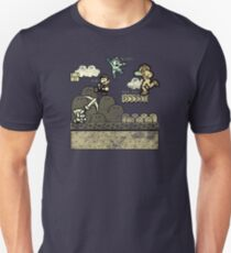 Mega Man Joins The Battle! Unisex T-Shirt