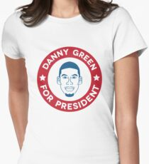Danny Green for President Tailliertes T-Shirt