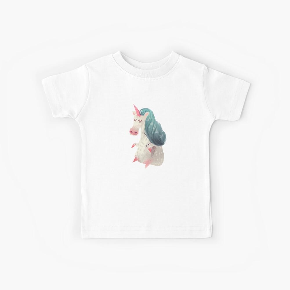 Unicorn Pony Kids T-Shirt