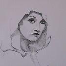 Study for Claris Van Houten by Ray-d