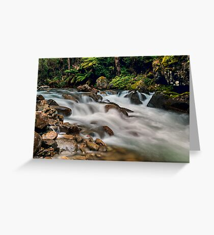 Natural Smoother Greeting Card