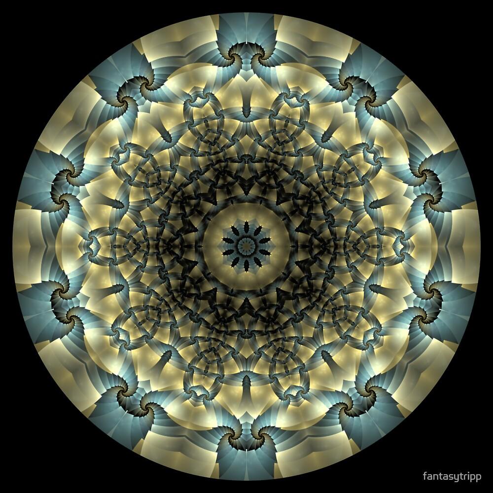 Wings of Steel Kaleidoscope 01 by fantasytripp