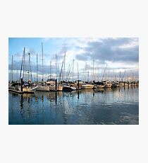 Royal Queensland Yacht Squadron Photographic Print