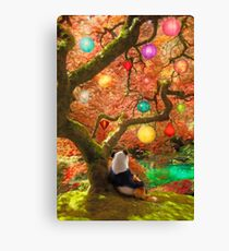 Best Friends Forever Canvas Print
