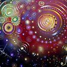 The Cosmos II by Cherie Roe Dirksen