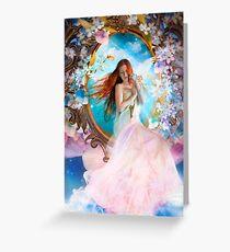 The Gatekeeper Greeting Card