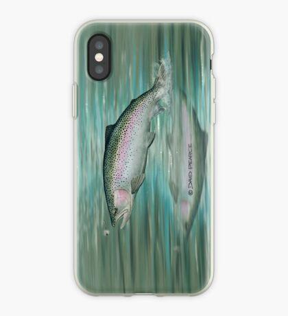 Rainbow Rise iPhone Case