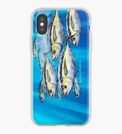 Yellowfin Tuna iPhone Case