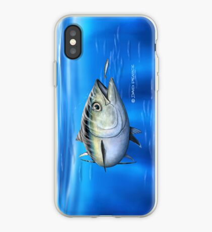 Southern Blue iPhone Case