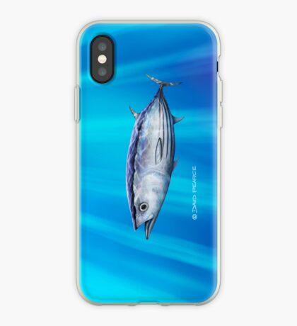 Striped Tuna iPhone Case
