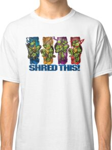 Shred This! Classic T-Shirt