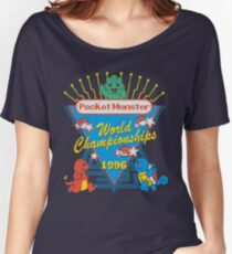 World Championship Women's Relaxed Fit T-Shirt