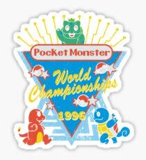 World Championship Sticker