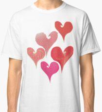 Hearts Classic T-Shirt