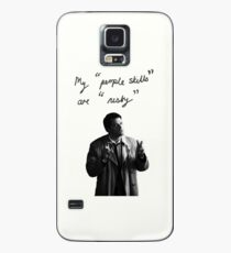 "My ""people skills"" are ""rusty"" Ipod Hülle & Klebefolie für Samsung Galaxy"