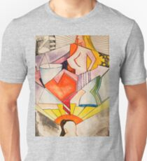 art, gonzo, abstraction T-Shirt