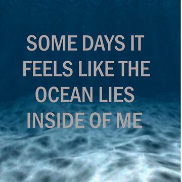 Tonight Alive- 'The Ocean' by ECMurray