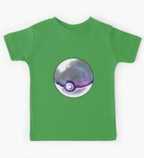 Galaxy Pokeball. Kids Tee