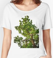 Tree Tee/Hoodie Women's Relaxed Fit T-Shirt