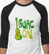 Guac on! Men's Baseball ¾ T-Shirt