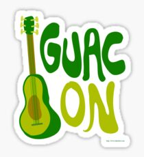 Guac on! Sticker