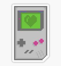 Gamer at heart Sticker