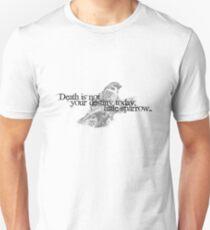 Camiseta ajustada Fable cita