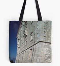 Wall of Monte Cassino 19840319 0008 Tote Bag