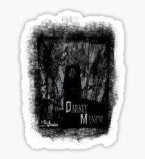 Darkly Manor Sticker
