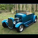 Ford Roadster by Keith Hawley