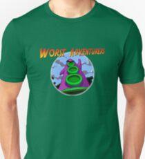 WORST ADVENTURERS - Purple Tentacle WA Unisex T-Shirt