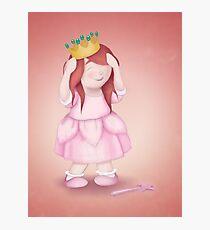 Fairy Princess Photographic Print