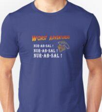 WORST ADVENTURERS - INDY Nur-Ab-Sal Unisex T-Shirt