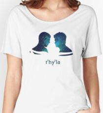 t'hy'la Women's Relaxed Fit T-Shirt