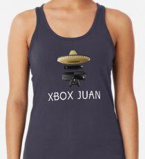 Camiseta con espalda nadadora Xbox Juan - Coloreado