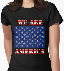 We are America T-Shirt