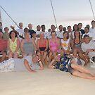 Guests & Crew - Raja Ampat 2013 by Andrew Trevor-Jones