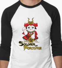 Soldier of Fortune Men's Baseball ¾ T-Shirt