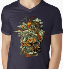 I Dream of Siam Men's V-Neck T-Shirt