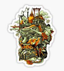 I Dream of Siam Sticker