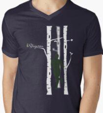 Betula Running (No Zip) Men's V-Neck T-Shirt