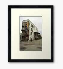 Jimmy Mac's Bar, Rochester, New York Framed Print