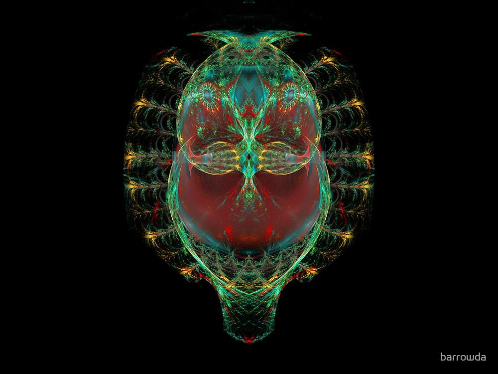 Tut60#21:  Julian Spheres Owl (G1338) by barrowda
