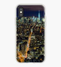 Downtown Manhattan iPhone Case