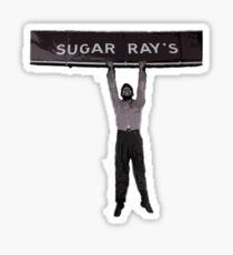 Sugar-Ray Sticker
