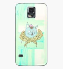 PIZZACAT Case/Skin for Samsung Galaxy