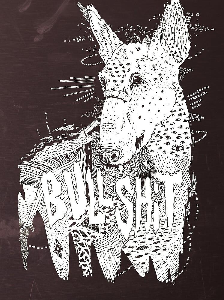 BULL by Michael Todd Berland
